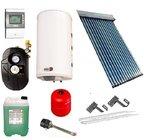 Základní solární sestava s kolektorem Apricus AP 20 a bojlerem 140 litrů s 1 výměníkem