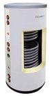 Ohřívač vody 200/2 stacionární, PUR, koženka  (Zásobník TUV s dvěma výměníky, náhrada za NTRR SOL)