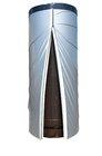 Ohřívač vody 720/1, snímací izolace šedá (Zásobník TUV 720 l s výměníkem)