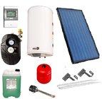 Solární systém - sestava pro Solární ohřev vody TV 120/1 s kompletním příslušenstvím
